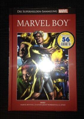 Die Superhelden-Sammlung Band 56 - Marvel Boy - Superhelden Boy