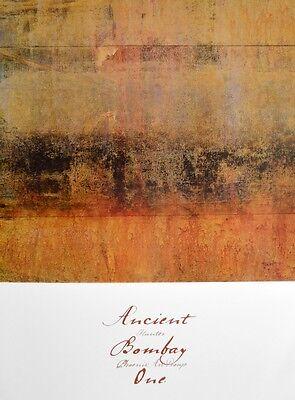 Hunter Ancient Bombay One Poster Kunstdruck Bild 64x47cm