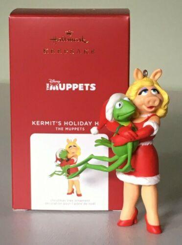 Hallmark 2021 Muppets Ornament KERMIT