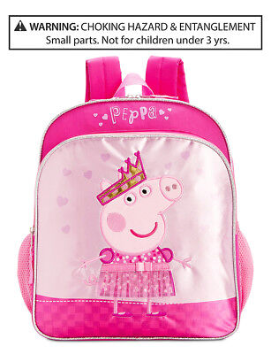 g Pinky Party Mini Backpack (Peppa Pig Party-taschen)