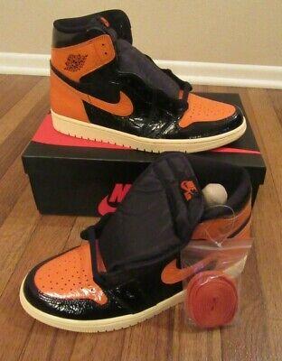 Nike Air Jordan 1 Retro High OG Size 11.5 Shattered Backboard 3.0 NIB 555088 028
