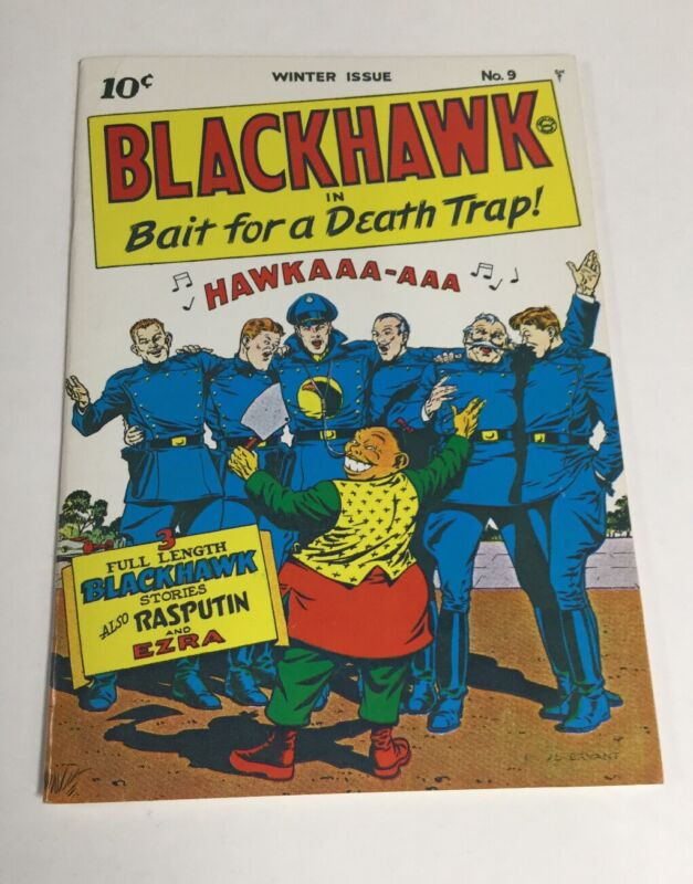 Blackhawk 9 Nm Near Mint Comics Reprints