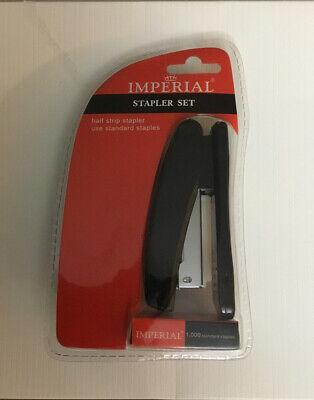 Imperial Half Strip Stapler 1000 Standard Staples