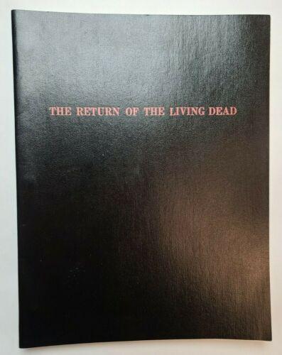 THE RETURN OF THE LIVING DEAD / Dan O