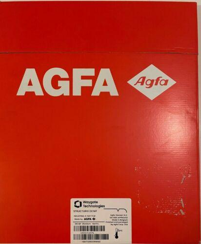 "Waygate Technologies Structurix D2 NIF 14"" X 17"" 100 NIF AGFA EXP. 07/2023"