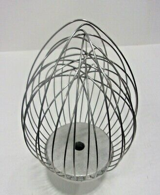 Hobart Compatible Wire Whip Whisk Mixer Attachment 30 Qt