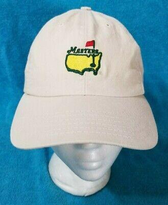 2344e5cd Masters Golf Hat American Needle Baseball Hat Beige Tan Golf