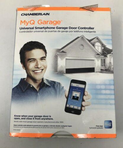 Chamberlain MYQ-G0201 MyQ-Garage Controls Garage Door Opener With Smart Phone