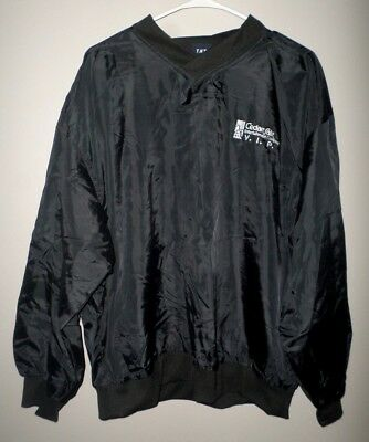 Cedar Point Lrg Windbreaker Ohio Amusement Park Cedar Fair Rollercoaster Jacket