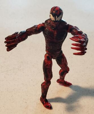 "MARVEL LEGENDS CARNAGE SPIDER-MAN CLASSICS LOOSE 6"" FIGURE TOY BIZ"