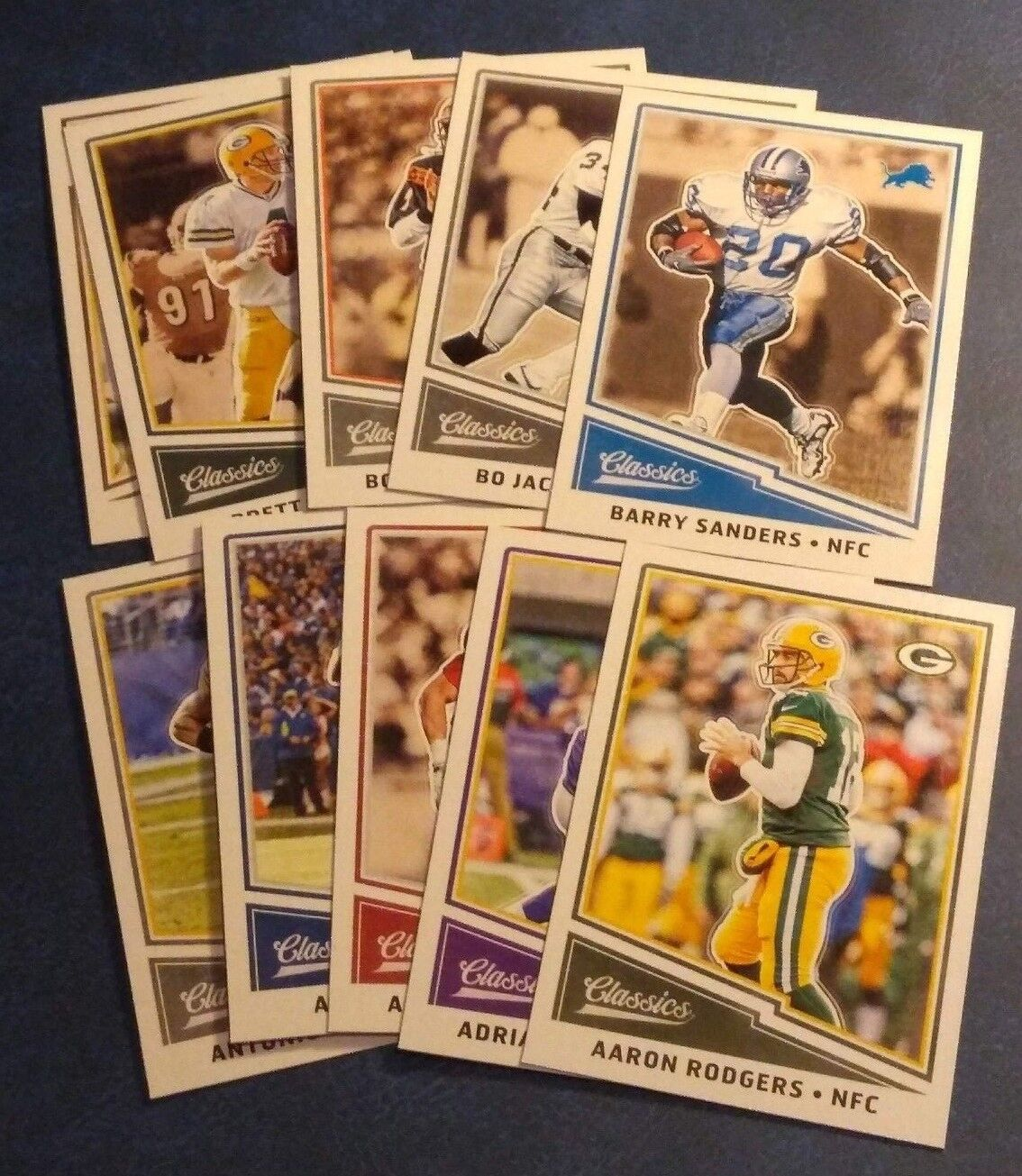 2017 Panini Classics Football Rookies RC Hall of Fame You Pick From List (A-Z)