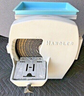 Red Wing Handler Model No. 31 Dental Lab Wet Model Trimmer Wheel Grinder W Tray