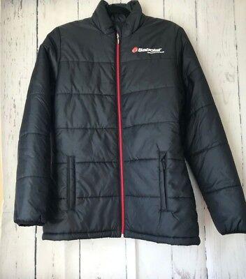 5ac4e555 Babolat Tennis Puffer Jacket Size Small