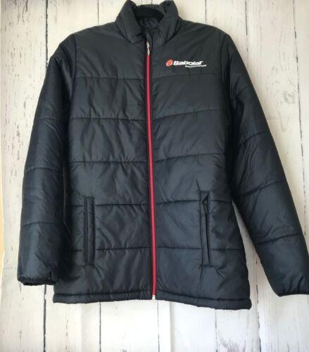 Babolat Tennis Puffer Jacket Size Small