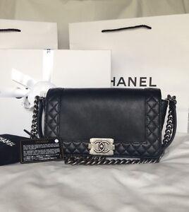 Chanel Le Boy Handbags Amp Purses Ebay