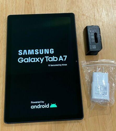 "Samsung Galaxy Tab A7 SM-T500 32GB, Wi-Fi, 10.4"" - Dark Gray NEW*"