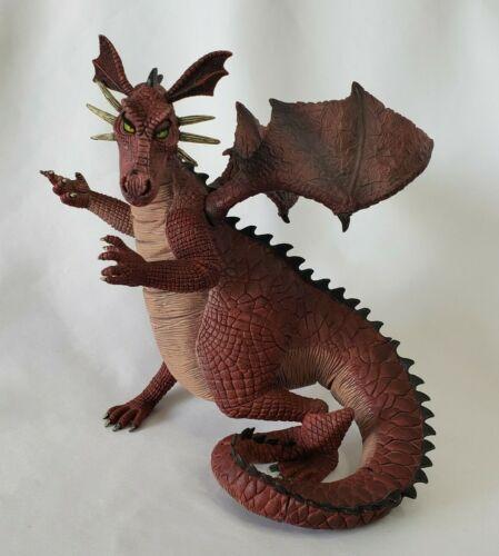 "DreamWorks Shrek The Dragon Action Figure 9"" Wings Poseable McFarlane Toys 2001"