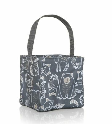 Thirty one Littles carry-all Caddy small utility tote bag 31 gift Forest Friends