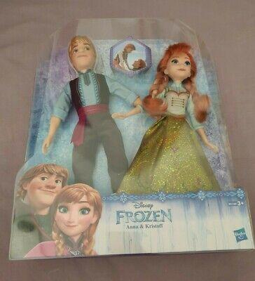 Disney Frozen Anna & Kristoff Puppe Set - Doppelpack - Hasbro - Die Eiskönigin