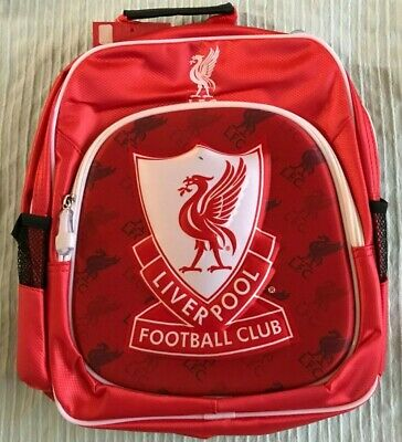 NWT Liverpool FC Football Club SOCCER Kid's Backpack LFC Official YNWA Free (Liverpool Backpack)