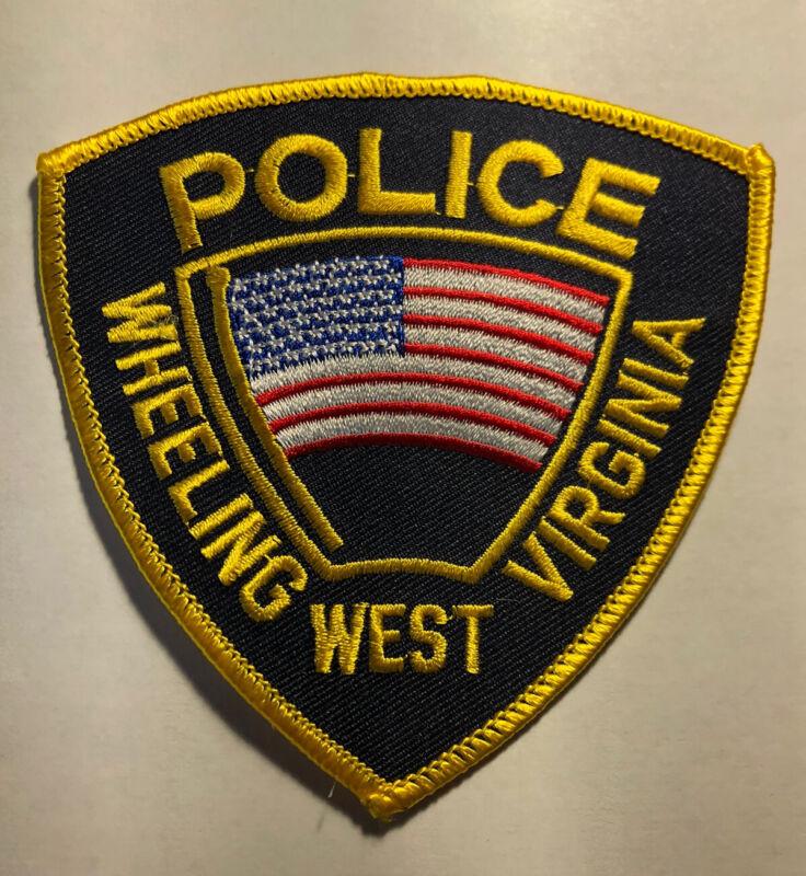 Wheeling West Virginia Police Patch