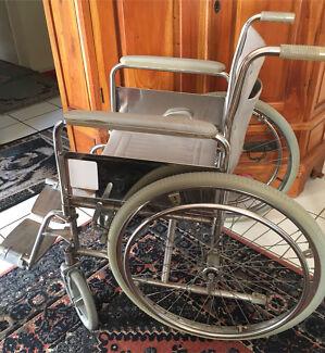 Wheelchair Metal Adult Large Pick up Shailer Park