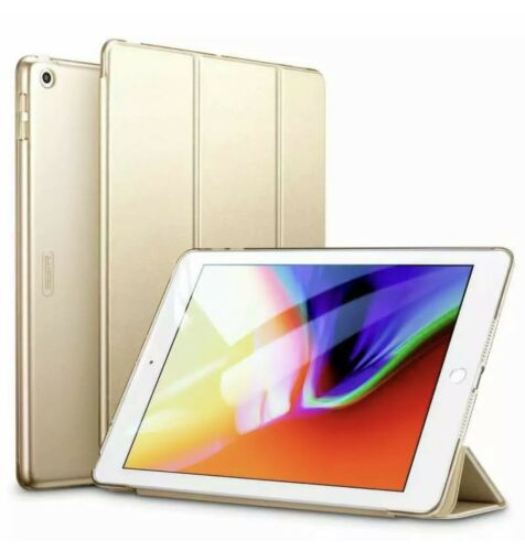 ESR iPad 9.7 inch Smart Case with Trifold Stand - Champagne
