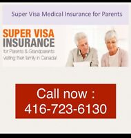 Super visa Insurance Special Rates
