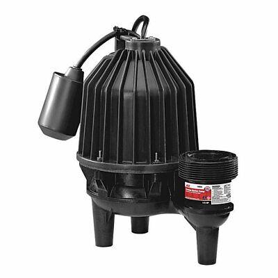 Ace Apel50 7800gph 12hp Submersible Sewage Sump Pump 44855