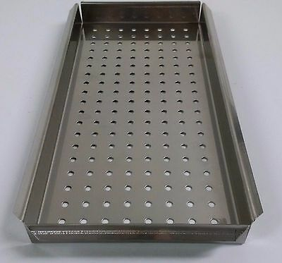 New Ritter Midmark M11 Small Tray Stainless Ultraclave Autoclave Sterilizer Tray