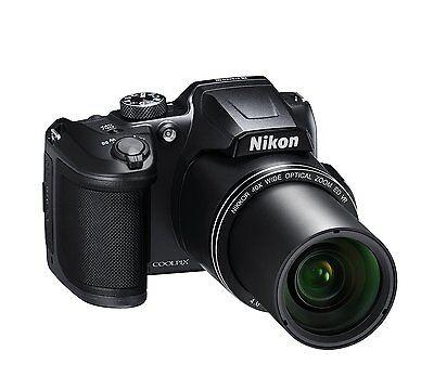 Купить Nikon Coolpix B500 - Nikon COOLPIX B500 Digital Camera (Black)
