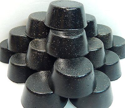 Black Sun Orgonite Tower Busters - 8 Small Orgone Ion Generators EMF Protection