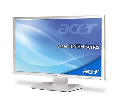 24 Zoll (61cm) Monitor | Acer Business B3 B243HLAOw | 16:9 | Full HD |