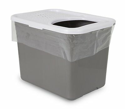 (Durable Material Litter Box Container Pan Liner Cover Kitty Cat Gift Pet Supply)