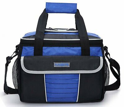 MIER Large Soft Cooler Bag Insulated Lunch Box Bag Picnic Co