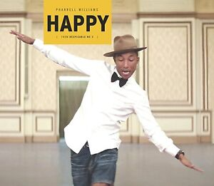 PHARRELL WILLIAMS - HAPPY - NEW YELLOW 12