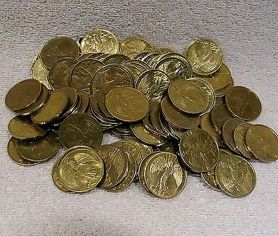 Pocket Guardian Angel - Used Set of 20 (Twenty) Protection Luck - POOR CONDITION