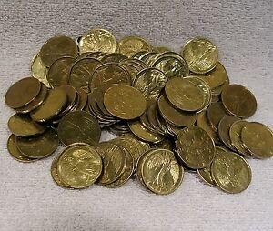 Pocket Guardian Angel - Used Set of 20 (Twenty) Coin Medal Token Protection Luck
