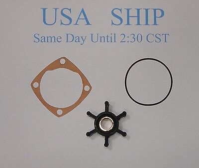 Impeller Kit For Oberdorfer pump 202 Replaces 6593 o-ring 9797-034 Gasket 6599