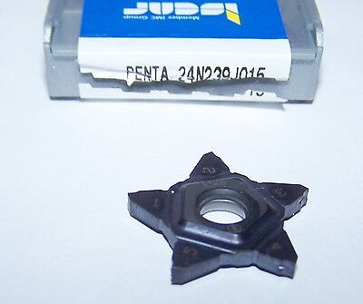 Iscar Penta 24-20-un Ic908 Full Profile External Thread Insert - 6004688