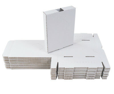 50 Cajas Cartón 185x135x35 de Envío Plegable Grande
