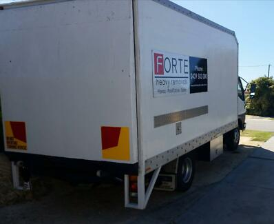 Forte Heavy Removals - Piano , Pool Table , Spa & Safe Mover Perth City Preview