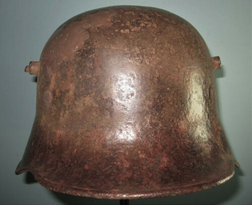 Quist 66cm German M17 WW1 helmet casque stahlhelm casco elmo 盔 шлем 1WK 1GM