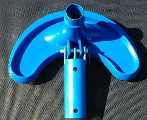 SWIMMING POOL VACUUM HEAD CLEANER CURVED BRUSHES HOSE POLE FILTE Beldon Joondalup Area Preview