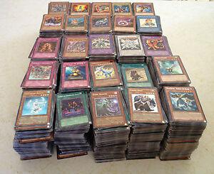 200-Yu-Gi-Oh-Cards-40-Rares-NO-DUPLICATES