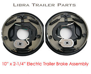 New-10-x-2-1-4-electric-trailer-brake-assembly-pair-for-3500-lbs-axle-21003