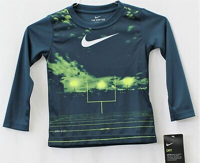 Nike Toddler Friday Night Lights T-Shirt Blue Force Sz 3T Nike Friday Night Lights