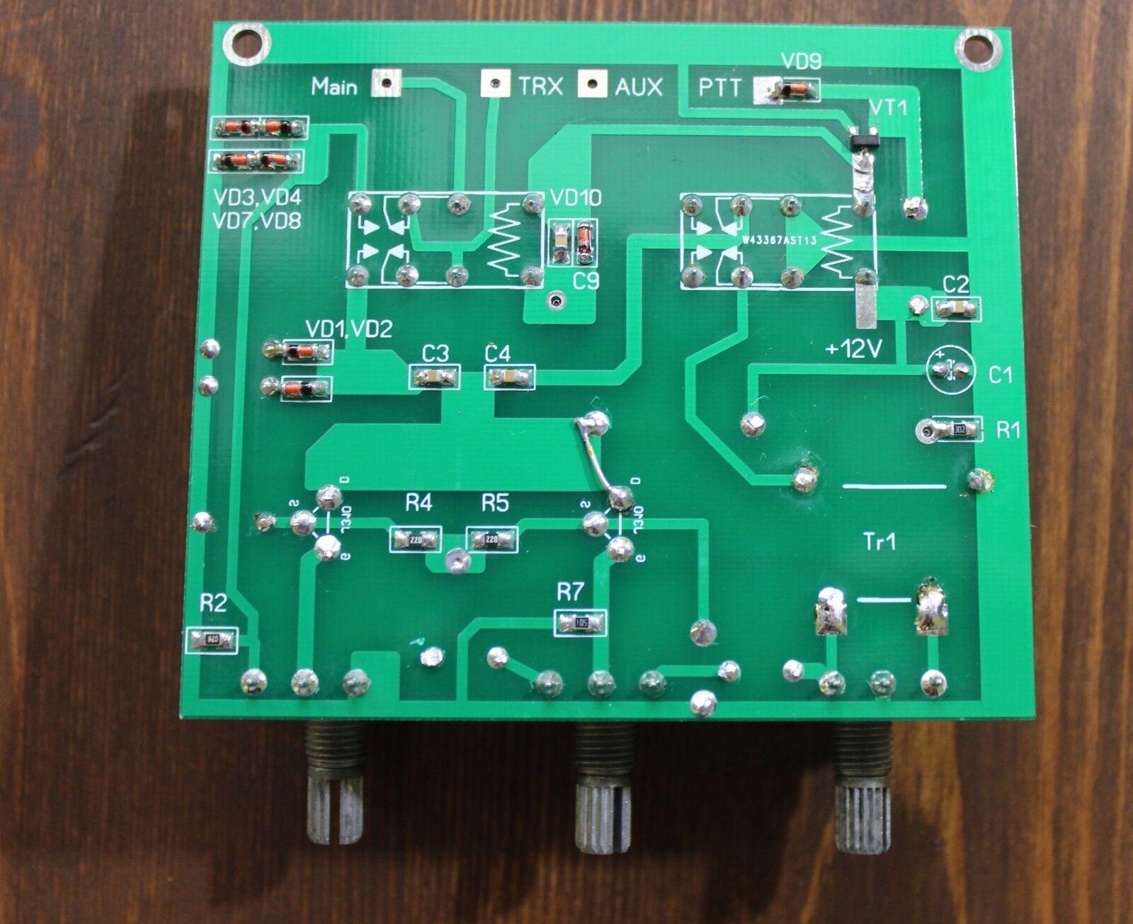 HF bands 1Set 1-30 MHz DIY KIT QRM Eliminator X-Phase