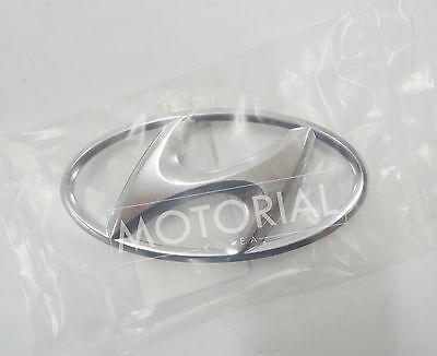 OEM Emblem Rear Trunk H Logo For Hyundai Veloster 2011-2016
