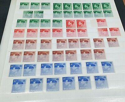 DUZIK: GB King Edward VIII  Mixed Unused / MM/MNH Stamps  (NoL837)**